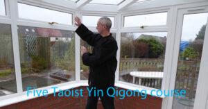 The Five Taoist Yin Qigong course.